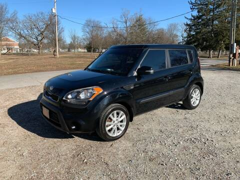 2013 Kia Soul for sale at Clarks Auto Sales in Connersville IN