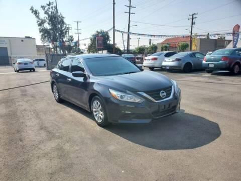 2018 Nissan Altima for sale at Silver Star Auto in San Bernardino CA