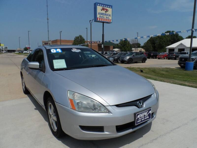 2004 Honda Accord for sale at America Auto Inc in South Sioux City NE