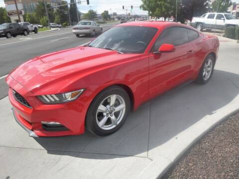 2015 Ford Mustang for sale at Ideal Cars and Trucks in Reno NV