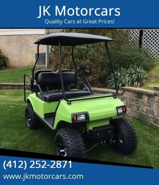 2007 Club Car Golf Cart  for sale at JK Motor Cars in Pittsburgh PA