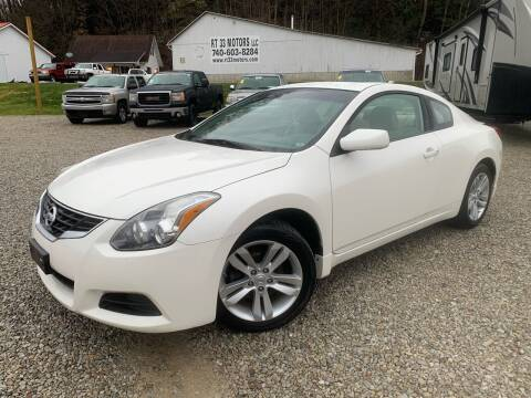 2012 Nissan Altima for sale at Rt 33 Motors LLC in Rockbridge OH