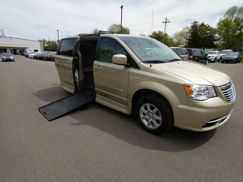 2011 Chrysler Town and Country for sale at Ace Auto in Jordan MN