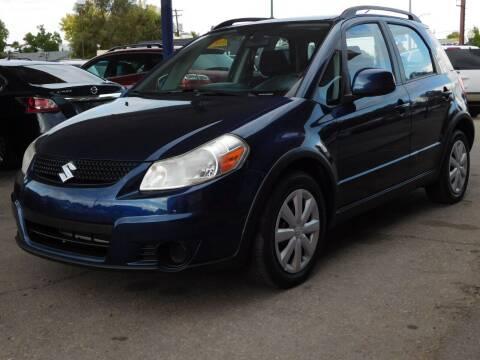 2010 Suzuki SX4 Crossover for sale at INFINITE AUTO LLC in Lakewood CO