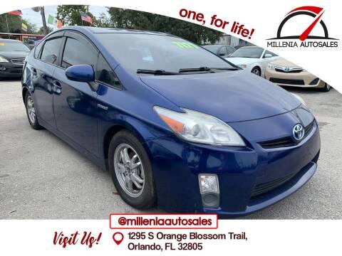 2010 Toyota Prius for sale at Millenia Auto Sales in Orlando FL