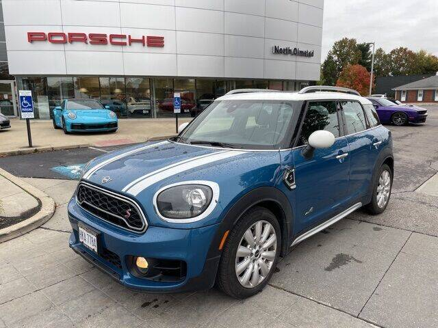 2019 MINI Countryman for sale at PORSCHE OF NORTH OLMSTED in North Olmsted OH