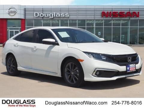 2021 Honda Civic for sale at Douglass Automotive Group - Douglas Nissan in Waco TX