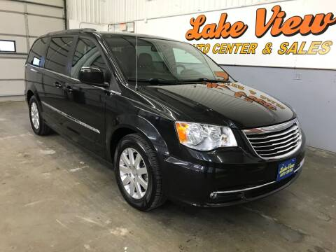 2015 Chrysler Town and Country for sale at Lake View Auto Center and Sales in Oshkosh WI