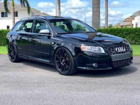 2007 Audi S4 for sale at Vintage Point Corp in Miami FL