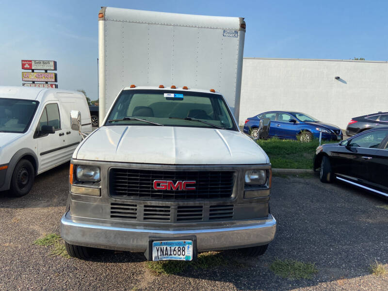 1997 GMC Sierra 3500 for sale at Northtown Auto Sales in Spring Lake MN