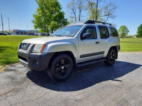 2005 Nissan Xterra for sale at Moundbuilders Motor Group in Heath OH