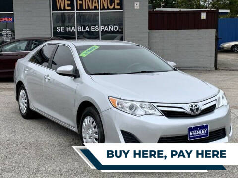 2014 Toyota Camry for sale at Stanley Direct Auto in Mesquite TX
