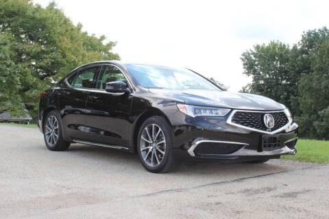 2018 Acura TLX for sale at Harrison Auto Sales in Irwin PA