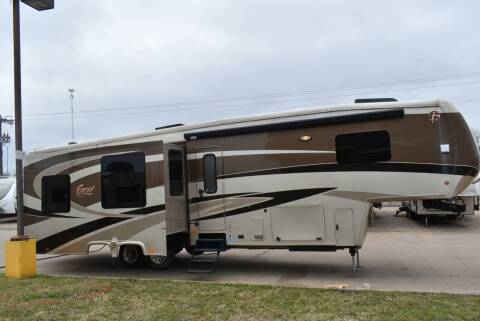 2014 Excel/Peterson Limited 36GKE for sale at Buy Here Pay Here RV in Burleson TX