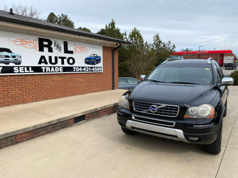 2013 Volvo XC90 for sale at R & L Autos in Salisbury NC