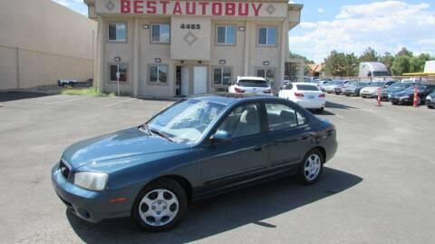 2003 Hyundai Elantra for sale at Best Auto Buy in Las Vegas NV
