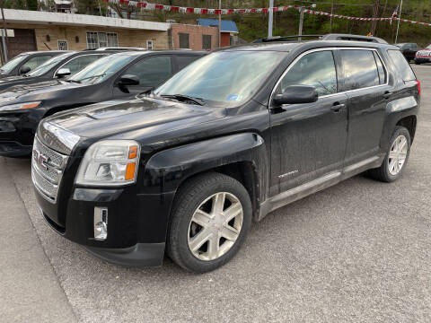 2011 GMC Terrain for sale at Turner's Inc - Main Avenue Lot in Weston WV