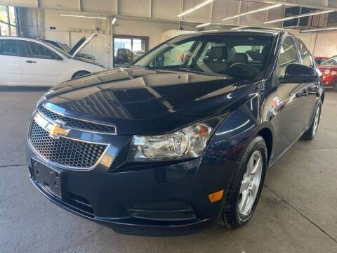 2014 Chevrolet Cruze for sale at John Warne Motors in Canonsburg PA