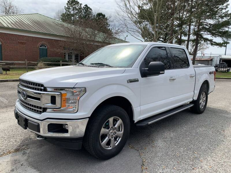2018 Ford F-150 for sale at Auddie Brown Auto Sales in Kingstree SC