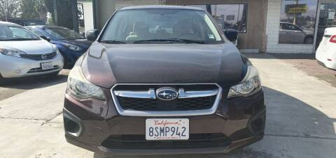 2013 Subaru Impreza for sale at Auto Land in Ontario CA