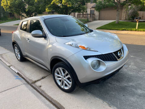 2011 Nissan JUKE for sale at R n B Cars Inc. in Denver CO