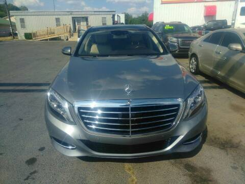 2015 Mercedes-Benz S-Class for sale at AUTOPLEX 528 LLC in Huntsville AL