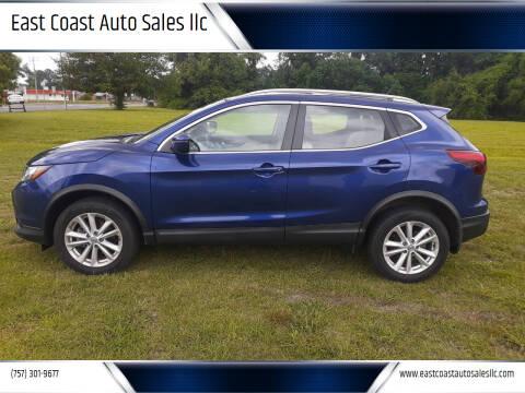 2018 Nissan Rogue Sport for sale at East Coast Auto Sales llc in Virginia Beach VA