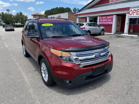 2013 Ford Explorer for sale at Sell Your Car Today in Fayetteville NC