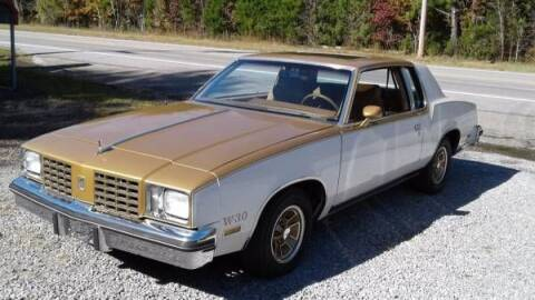 1979 Oldsmobile Cutlass for sale at Classic Car Deals in Cadillac MI