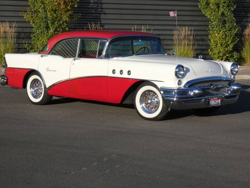 1955 Buick Special 43  for sale at Sun Valley Auto Sales in Hailey ID