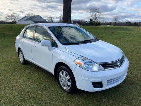 2011 Nissan Versa for sale at Good Value Cars Inc in Norristown PA