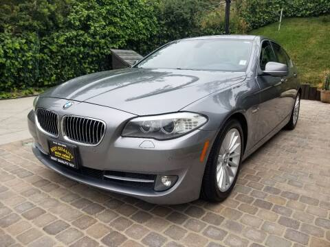 2012 BMW 5 Series for sale at Best Quality Auto Sales in Sun Valley CA