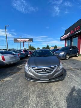 2014 Hyundai Sonata for sale at Washington Auto Group in Waukegan IL