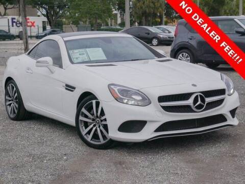 2020 Mercedes-Benz SLC for sale at JumboAutoGroup.com in Hollywood FL