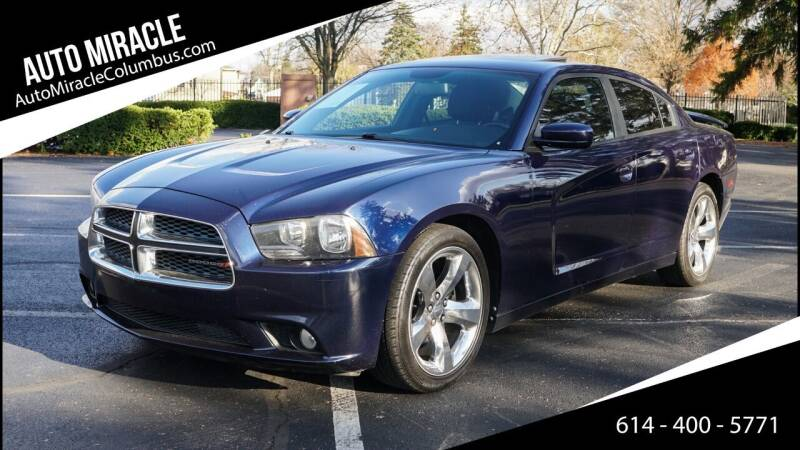 2014 Dodge Charger for sale at Auto Miracle in Columbus OH