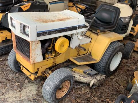 Cub Cadet 149 Hydro for sale at Vehicle Network - Mills International in Kinston NC
