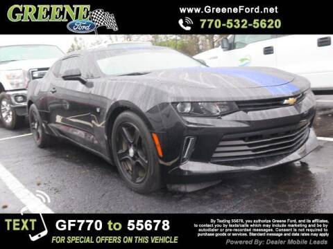2017 Chevrolet Camaro for sale at NMI in Atlanta GA