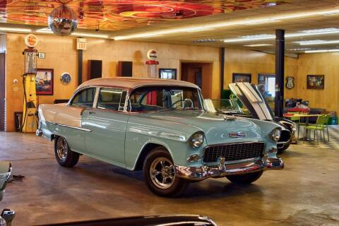 1955 Chevrolet 210 for sale at Hooked On Classics in Watertown MN