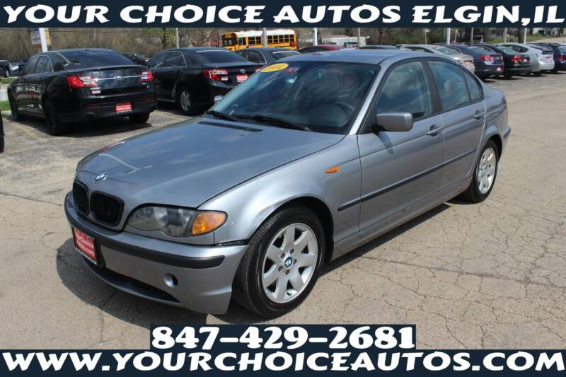 2004 BMW 3 Series for sale at Your Choice Autos - Elgin in Elgin IL