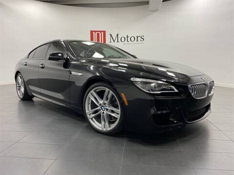 2017 BMW 6 Series for sale at 101 MOTORS in Tempe AZ