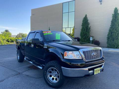 2007 Ford F-150 for sale at TDI AUTO SALES in Boise ID