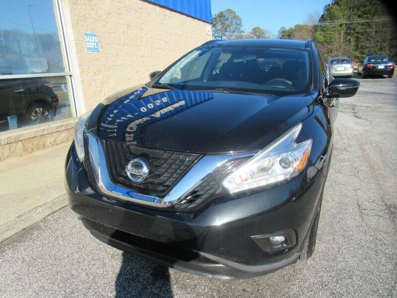 2017 Nissan Murano for sale at Southern Auto Solutions - Georgia Car Finder - Southern Auto Solutions - 1st Choice Autos in Marietta GA