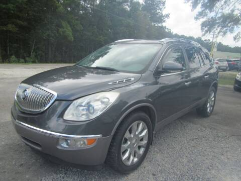 2011 Buick Enclave for sale at Bullet Motors Charleston Area in Summerville SC