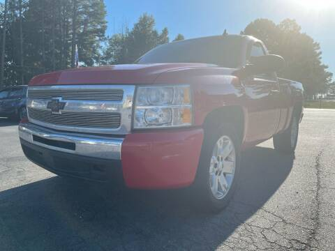 2009 Chevrolet Silverado 1500 for sale at Airbase Auto Sales in Cabot AR