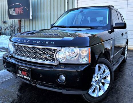 2008 Land Rover Range Rover for sale at Haus of Imports in Lemont IL