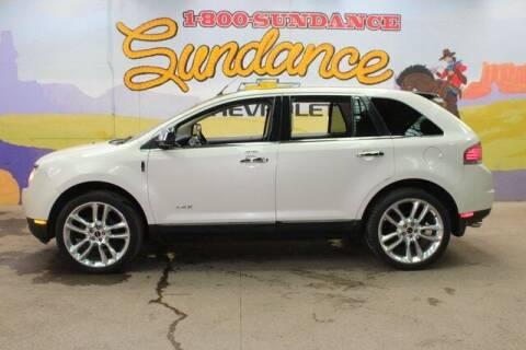 2008 Lincoln MKX for sale at Sundance Chevrolet in Grand Ledge MI