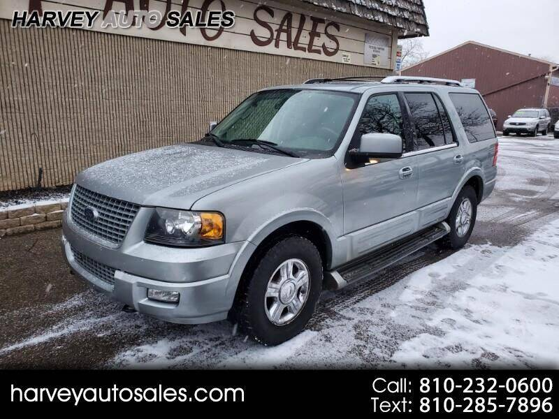 2006 Ford Expedition for sale at Harvey Auto Sales, LLC. in Flint MI