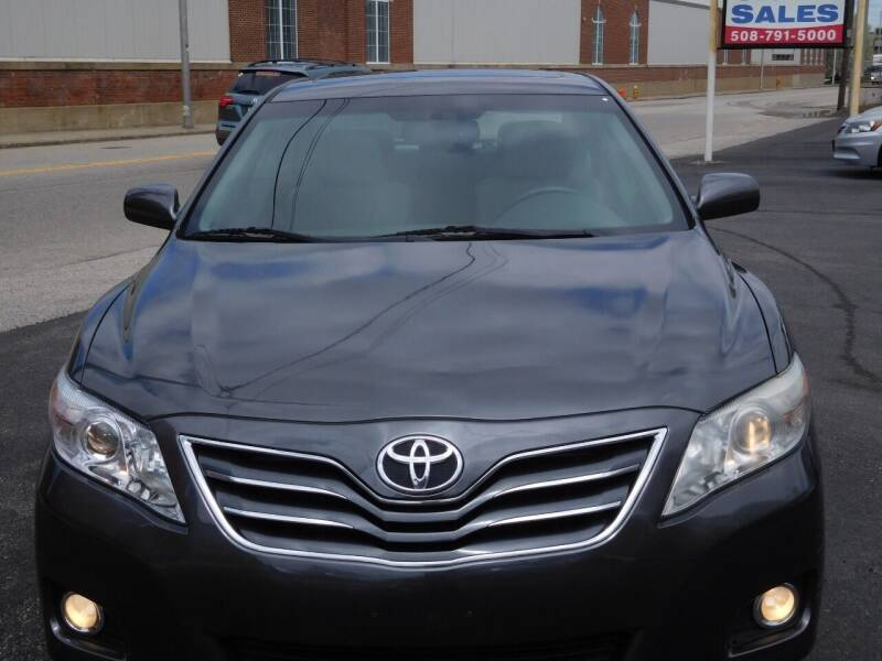 2011 Toyota Camry for sale at Southbridge Street Auto Sales in Worcester MA
