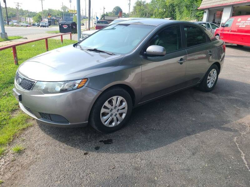 2011 Kia Forte for sale at SMD Auto Sales in Kansas City MO