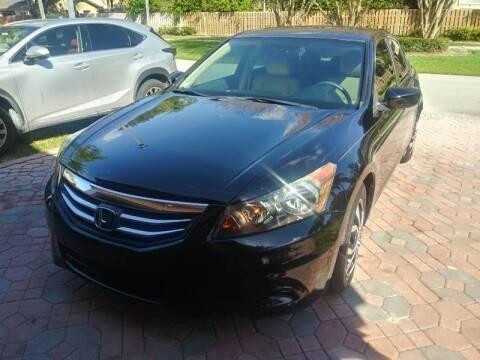 2011 Honda Accord for sale at Cad Auto Sales Inc in Miami FL